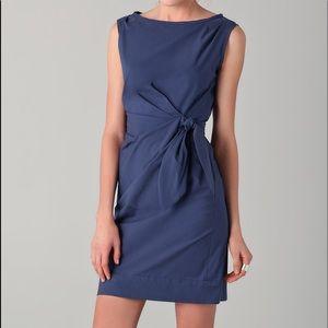 Blue Diane Von Furstenberg della dress